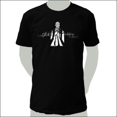 lost-my-way tshirt